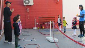 Clínica de Férias Daher – Red Baloon