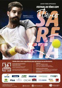 Festival de Tênis com Flávio Saretta
